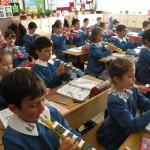 W tureckiej szkole