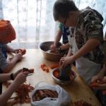 Przepis na orzechy marchwiowo- piernikowe ze Starej Huty