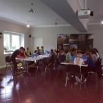Rowerami do Chmielna na warsztaty ekologiczne
