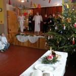 Wigilia szkolna 2010