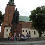 Gniezno, Poznań i Biskupin