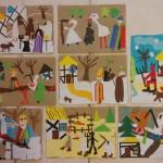 Kartki świąteczne ze Starej Huty wygrały w pomorskim konkursie