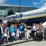 Warszawa samolotem