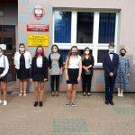 Egzamin w maskach